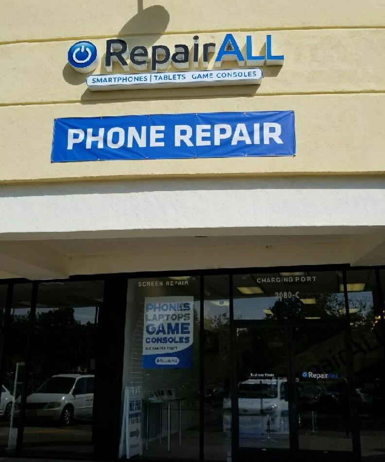 Phone Repair in Vacaville, CA | RepairAll