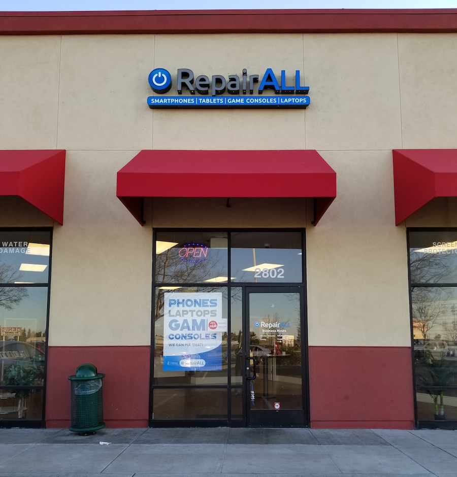 Phone Repair in Turlock, CA