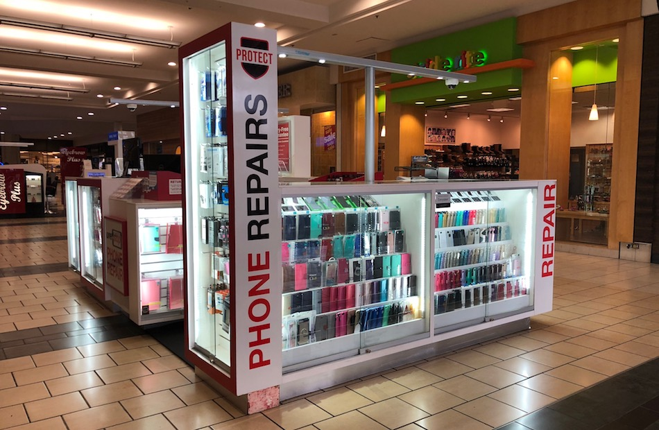 RepairALL Phone Repair. Located In Vintage Faire Mall